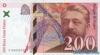 200 Франков выпуска 1999 года, Франция. Подробнее...