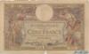100 Франков выпуска 1938 года, Франция. Подробнее...