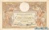 100 Франков выпуска 1939 года, Франция. Подробнее...