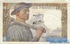 10 Франков выпуска 1941 года, Франция. Подробнее...