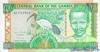 10 Даласи выпуска 1996 года, Гамбия. Подробнее...