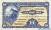 10 Шиллингов выпуска 1954 года, Гибралтар. Подробнее...