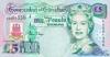 5 Фунтов выпуска 1995 года, Гибралтар. Подробнее...