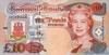 10 Фунтов выпуска 1995 года, Гибралтар. Подробнее...