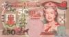 50 Фунтов выпуска 1995 года, Гибралтар. Подробнее...