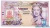 20 Фунтов выпуска 2004 года, Гибралтар. Подробнее...