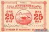 25 Эре выпуска 1913 года, Гренландия. Подробнее...