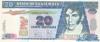 20 Кетсалей выпуска 2003 года, Гватемала. Подробнее...