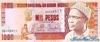 1000 Песо выпуска 1990 года, Гвинея-Бисау. Подробнее...