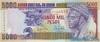 5.000 Песо выпуска 1993 года, Гвинея-Бисау. Подробнее...