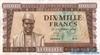 10000 Франков выпуска 1958 года, Гвинея. Подробнее...