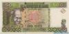 500 Франков выпуска 1998 года, Гвинея. Подробнее...