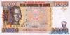 1000 Франков выпуска 1998 года, Гвинея. Подробнее...