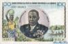 100 Франков выпуска 1961 года, Экваториальная Гвинея (Экваториальные Африканские Штаты). Подробнее...