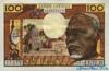 100 Франков выпуска 1963 года, Экваториальная Гвинея (Экваториальные Африканские Штаты). Подробнее...