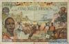 5000 Франков выпуска 1963 года, Экваториальная Гвинея (Экваториальные Африканские Штаты). Подробнее...