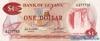 1 Доллар выпуска 1983 года, Гайана. Подробнее...