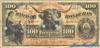 100 Песо выпуска 1889 года, Гондурас. Подробнее...