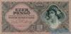 1000 Пенге выпуска 1945 года, Венгрия. Подробнее...