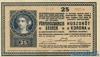 25 Крон выпуска 1918 года, Венгрия. Подробнее...