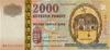 2.000 Форинтов выпуска 1900 года, Венгрия. Подробнее...
