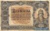 1000 Крон выпуска 1920 года, Венгрия. Подробнее...