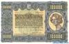 100000 Крон выпуска 1920 года, Венгрия. Подробнее...