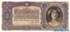 500000 Крон выпуска 1923 года, Венгрия. Подробнее...