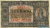 8 Филлеров - 1000 Крон выпуска 1923 года, Венгрия. Подробнее...