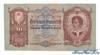 50 Пенге выпуска 1932 года, Венгрия. Подробнее...