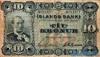 10 Крон выпуска 1904 года, Исландия. Подробнее...