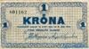1 Крона выпуска 1922 года, Исландия. Подробнее...
