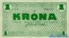 1 Крона выпуска 1941 года, Исландия. Подробнее...