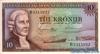 10 Крон выпуска 1957 года, Исландия. Подробнее...