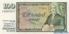 100 Крон выпуска 1986 года, Исландия. Подробнее...