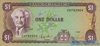 1 Доллар выпуска 1987 года, Ямайка. Подробнее...