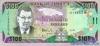 100 Долларов выпуска 1998 года, Ямайка. Подробнее...
