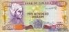 500 Долларов выпуска 1998 года, Ямайка. Подробнее...