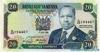 20 Шиллингов выпуска 1990 года, Кения. Подробнее...