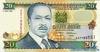20 Шиллингов выпуска 1995 года, Кения. Подробнее...