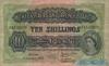 10 Шиллингов выпуска 1955 года, Кения. Подробнее...