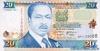 20 Шиллингов выпуска 1996 года, Кения. Подробнее...