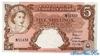 5 Шиллингов выпуска 1958 года, Кения. Подробнее...