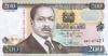 200 Шиллингов выпуска 2001 года, Кения. Подробнее...
