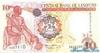 10 Малоти выпуска 2000 года, Лесото. Подробнее...