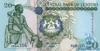 20 Малоти выпуска 1999 года, Лесото. Подробнее...