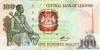 100 Малоти выпуска 1994 года, Лесото. Подробнее...