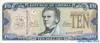 10 Долларов выпуска 1999 года, Либерия. Подробнее...