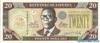 20 Долларов выпуска 1999 года, Либерия. Подробнее...