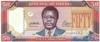 50 Долларов выпуска 1999 года, Либерия. Подробнее...